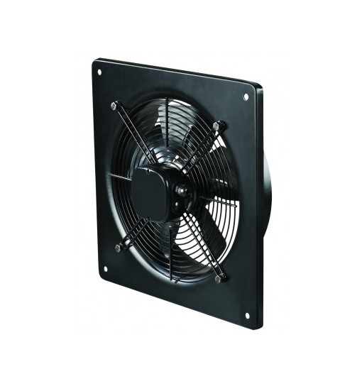 Ventilator axial de perete diam 203mm, 860 mc/h