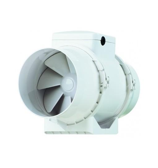 Ventilator axial de tubulatura diam 125mm, cu 2 viteze, 220/280mc/h