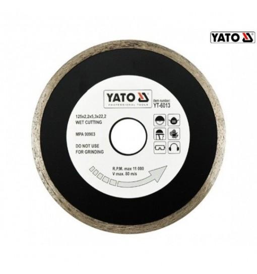 Disc Diamantat EN 125mm