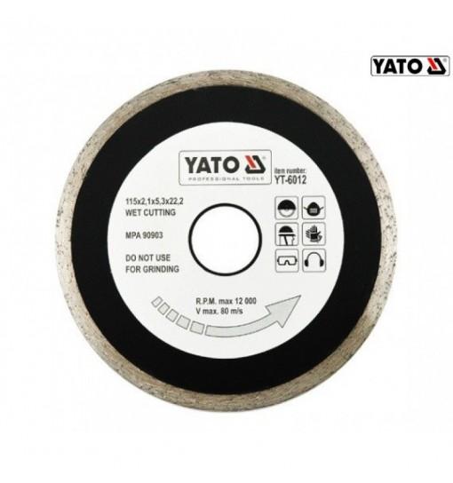 Disc Diamantat EN 115 mm