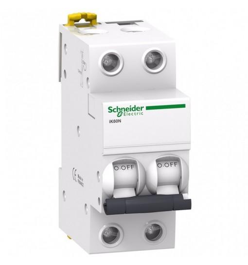 Siguranta automata Schneider ACTI9 IK60N 2P 32A C