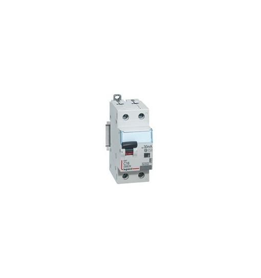 Siguranta automata Legrand  DX3 1P+ND C16 6000A AC 30MA