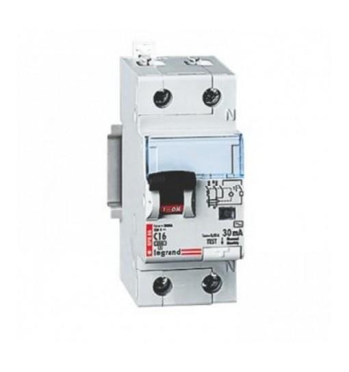 Siguranta automata Legrand DX3 1P+ND C20 6000A AC 30MA