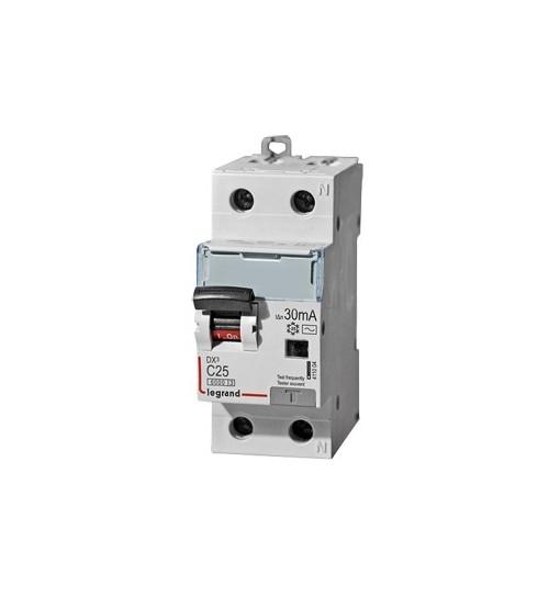 Siguranta automata Legrand DX3 1P+ND C25 6000A AC 30MA