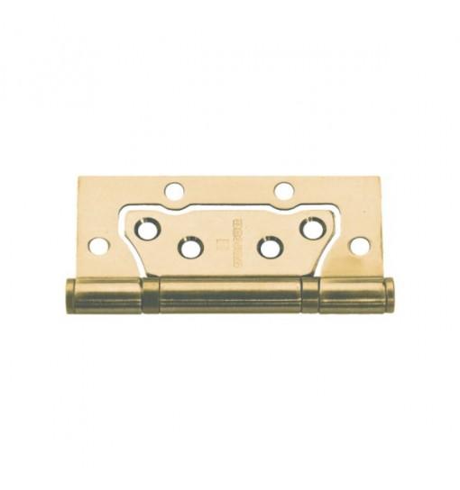 Balamale coplanare usi auriu lucios EV-BC10075A.