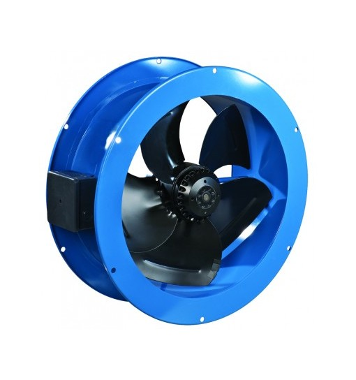 Ventilator axial de tubulatura diam 250mm, 1050 mc/h