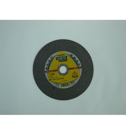 Disc taiere inox 180x1.6x22.23mm