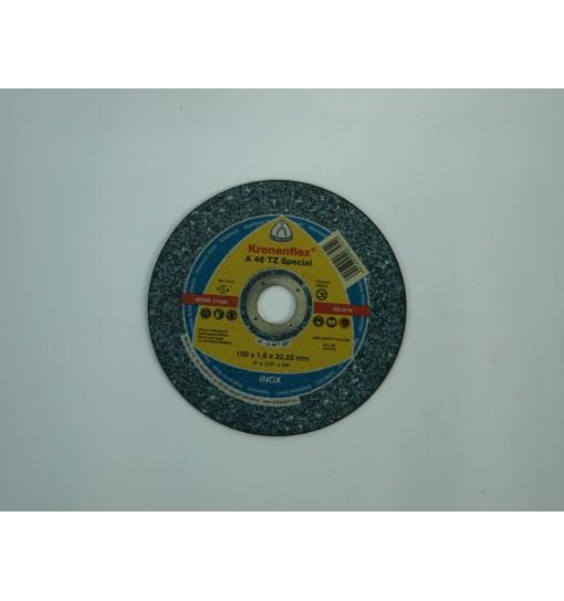 Disc taiere inox 150x1.6x22.23mm