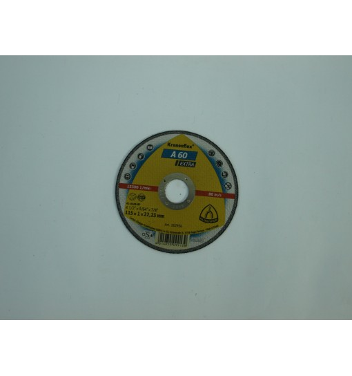 Disc taiere metal 115x1x22.23mm