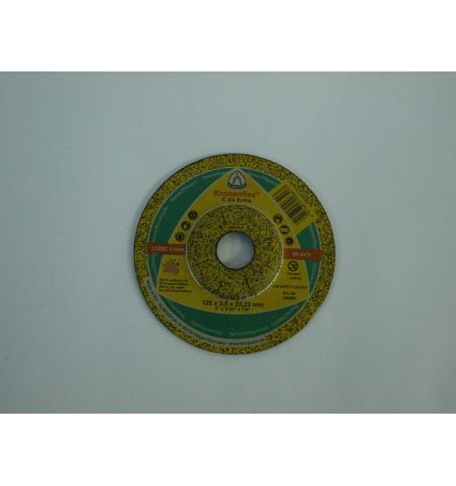Disc taiere piatra 125x2.5x22.23mm