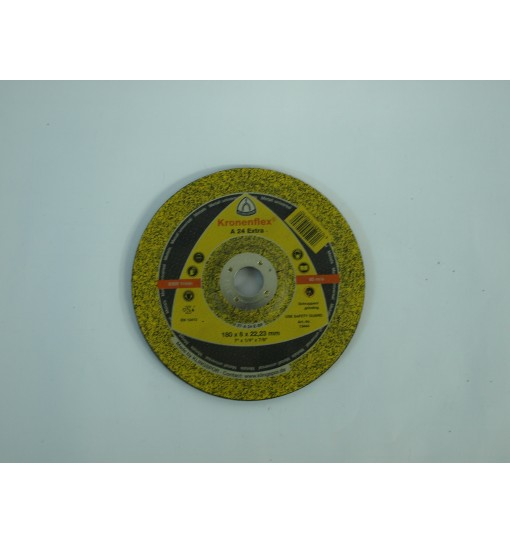 Disc polizare metal 180x6x22.23mm