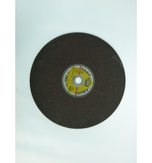 Disc taiere metal 350x3x25.4mm
