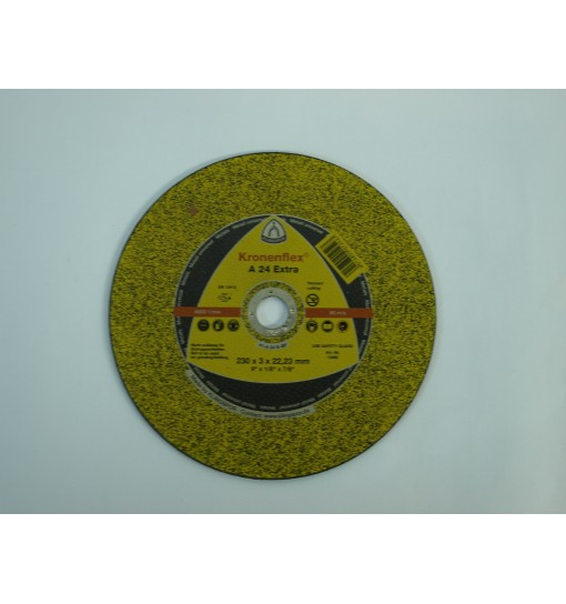Disc taiere metal 230x3x22.23mm