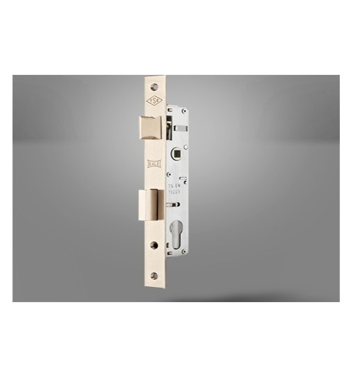 Incuietoare pentru usi de exterior 153, 35mm (Broasca usa)