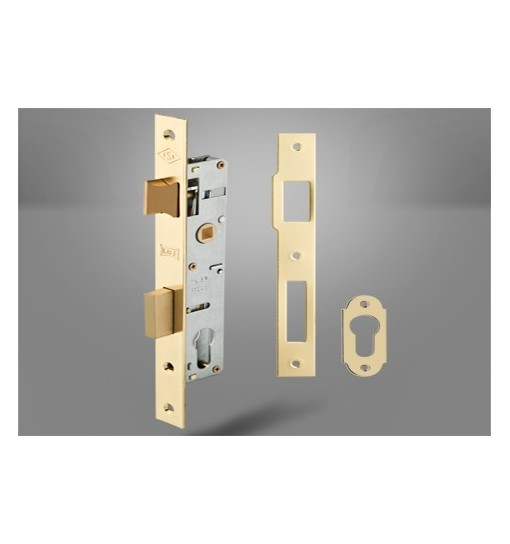 Incuietoare pentru usi de exterior 153 U, 20mm (Broasca usa)