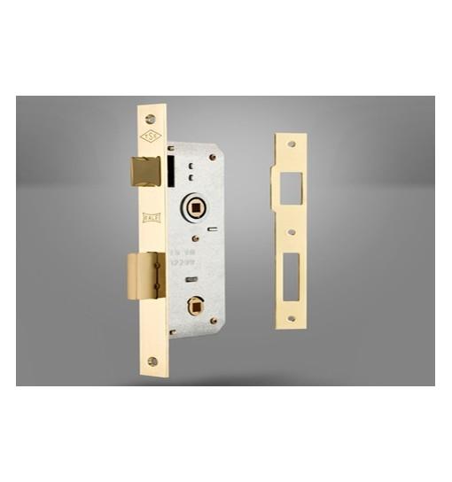 Incuietoare pentru usi de interior 269 R WC 35mm (Broasca usa)