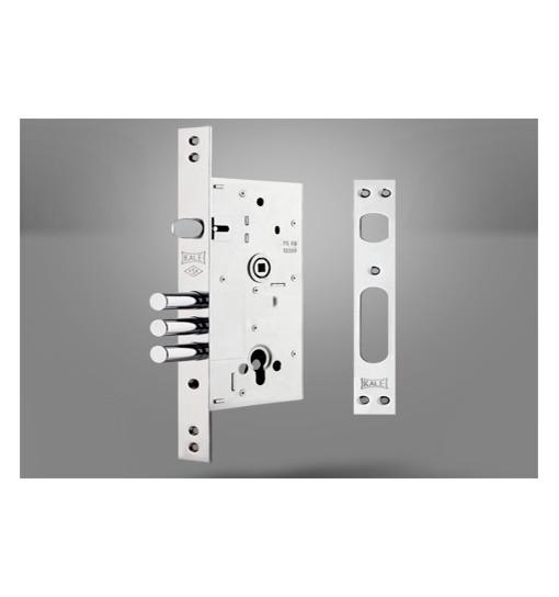 Incuietoare de inalta securitare pentru usi de exterior 252 R (Broasca usa)