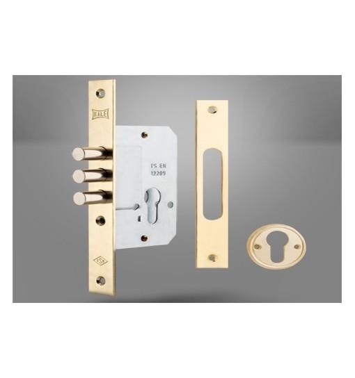 Incuietoare de siguranta incastrata pentru usi de metal si lemn189 3M, 45mm (Broasca usa)