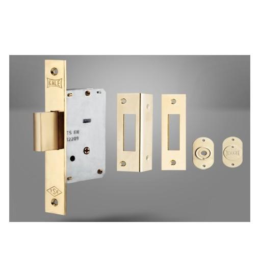 Incuietoare de siguranta incastrata pentru usi de metal si lemn 157 F, 35mm (Broasca usa)