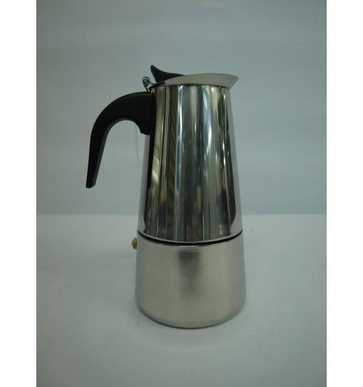 Cafetiera Espresso Inox 9 Cesti