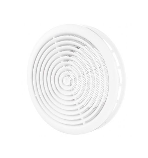 VENTS Difuzor rotund diam 125 mm, ABS