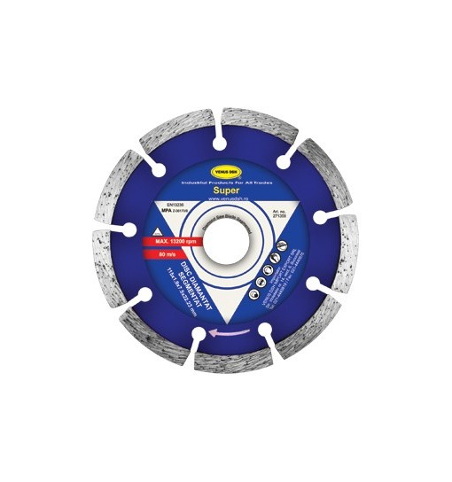 Disc diamantat segmentat Super  271366