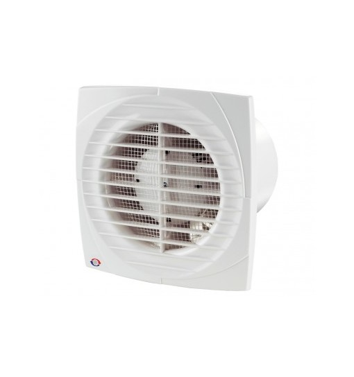 Ventilator standard diam 125mm, debit 180mc/h
