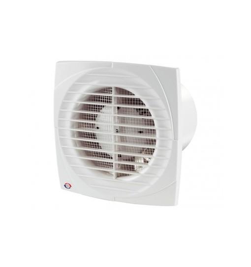 Ventilator cu intrerupator fir diam 125mm, 180 mc/h