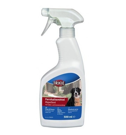 25633 SPRAY REPELENT 500ML INT/EXT (RESPINGATOR)