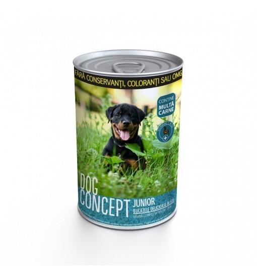 Dog concept cons junior 415 g