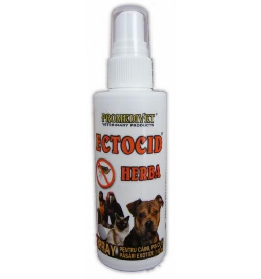 Ectocid spray herba 100 ml